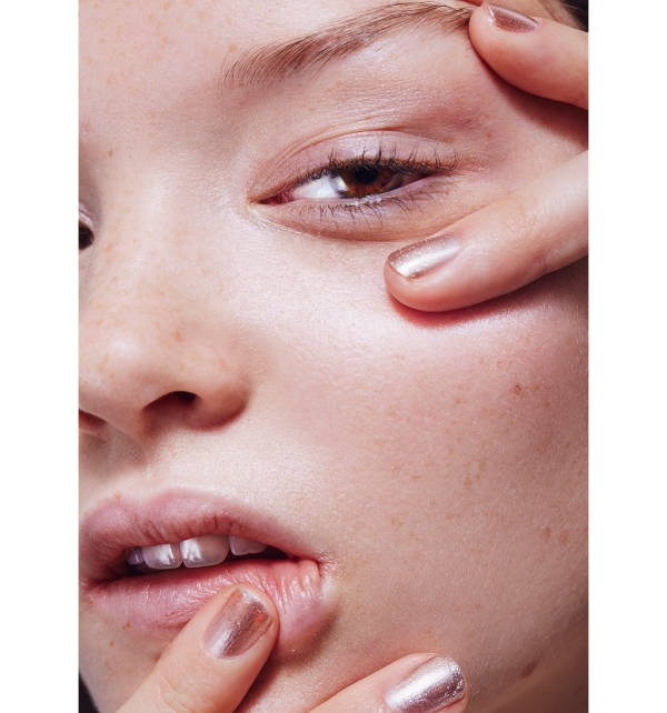 High Shine Beauty Editorial Photography by Matt Monfredi